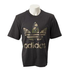 【ADIDAS ウェア】 アディアスオリジナルス M CAMO OS TEE カモ Tシャツ DX4203 BLK abc-martnet