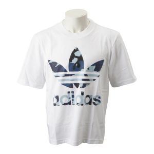 【ADIDAS ウェア】 アディダスオリジナルス M CAMO OS TEE カモ Tシャツ DX4204 WHT abc-martnet