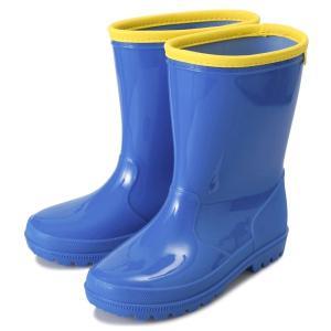 キッズ 【HAWKINS】 ホーキンス レインブーツ(長靴) RAIN BOOTS (15-21) HK92020 BLUE|abc-martnet