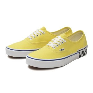 ヴァンズ スニーカー VANS AUTHENTIC オーセンティック VN0A38EMVJS 19SP (C.BLOCK)B.YEL|abc-martnet