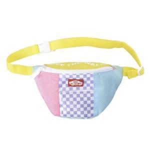 キッズ 【VANSウェア】 バッグ Checker BoysBody Bag チェッカー ボーイズボディ バッグ VA19SS-KB50AB 19SP COLOR-1 abc-martnet