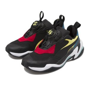 【PUMA】 プーマ THUNDER SPECTRA DISC サンダー スペクトル ディスク 371045 *01BLACK/RIBBON|abc-martnet