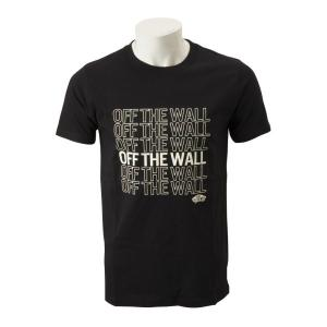 海外スーパーのショップバッグ風のデザインを採用した半袖Tシャツ。   素材=本体:綿60% ポリエス...