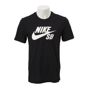 ナイキ Tシャツ NIKEウェア M SB DF DFCT ロゴ Tシャツ AR4210-010 010BLACK/WHITE|abc-martnet