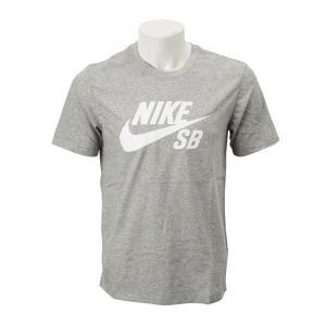 ナイキ Tシャツ NIKEウェア M SB DF DFCT ロゴ Tシャツ AR4210-063 063DGRH/WHT|abc-martnet