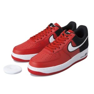 ナイキ スニーカー エアフォース NIKE AIR FORCE 1 '07 LV8 1 AO2439-600 600MSTCRD/WHT|abc-martnet