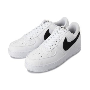【NIKE】 ナイキ AIR FORCE 1 '07 PRM 2 エア フォース 1 07 PRM 2 AT4143-102 102WHT/BLK|abc-martnet