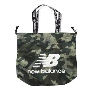 【NEW BALANCEウェア】 ニューバランスウェア キンチャクバッグ JABL9406MGN MGN(ミネラルグリーン)|abc-martnet