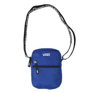 【VANS】VANS MINI BAG ヴァンズ ミニバッグ CD19SS-UB02 19SP BLUE|abc-martnet