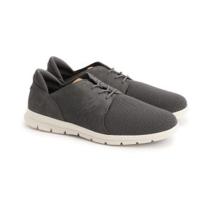 【Timberland】  ティンバーランド GRAYDON F/L OX グレイドン A1XCL MEDIUM GREY|abc-martnet