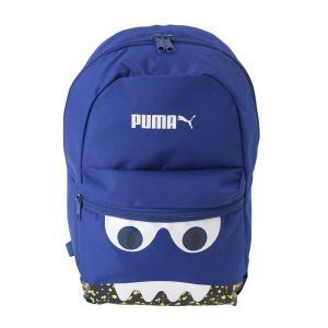 キッズ 【PUMA ウェア】 プーマ ウェア プーマ モンスターバックパック 076094 01サーフ ザ ウェブ abc-martnet