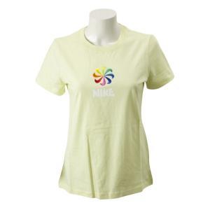 レディース 【NIKE ウェア】 ナイキウェア W PINWHEEL Tシャツ CI1124-335 335LMNGRN abc-martnet