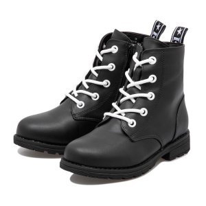 キッズ 【NUOVO】 ヌオーヴォ レースアップ ブーツ LACE UP (16-18) N9283...