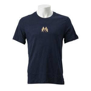 【NIKE ウェア】 ナイキウェア M SB フラッグス Tシャツ BV7038-451 451 OBSIDN|abc-martnet