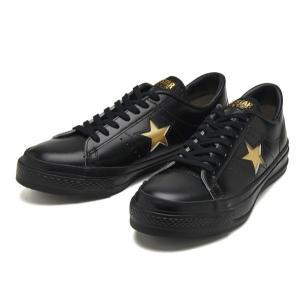 【CONVERSE】 コンバース ONE STAR J ワンスター J 35200060 BLACK...