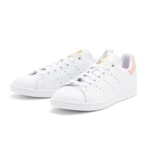 adidas アディダス STAN SMITH W スタンスミス EG5791 WHT/WHT/PNK ABC-MART PayPayモール店