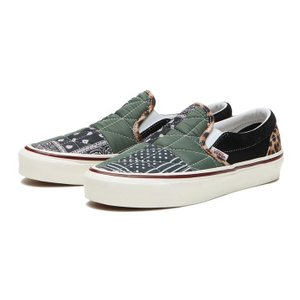 VANS ヴァンズ CLASSIC SLIP-ON DX PW クラシックスリッポンDX PW VN0A5HZN9GU QUILTED MIX|ABC-MART PayPayモール店