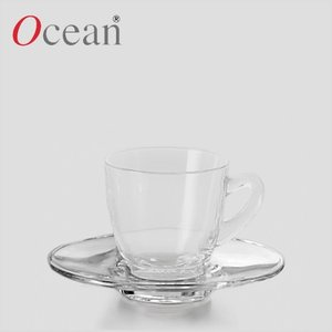 オーシャン シアトル カプチーノソーサー×6セット コーヒーカップ Ocean 食器・テーブルウェア|abc-wine