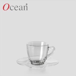 オーシャン シアトル デミタスカップ×6脚セット コーヒーカップ Ocean 食器・テーブルウェア|abc-wine