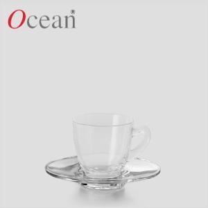 オーシャン シアトル デミタスソーサー×6セット コーヒーカップ Ocean 食器・テーブルウェア|abc-wine