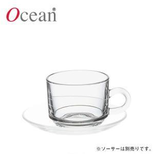 オーシャン スタック ティーカップ ×6脚セット 9242 コーヒーカップ|abc-wine