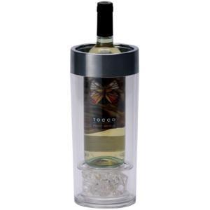 ワインクーラー アクリル ファンヴィーノ ワインオンアイス ...