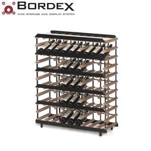 ボルデックス ワインラック オールラベルディスプレイ 45本用 RB045AM|abc-wine