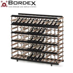 ボルデックス ワインラック オールラベルディスプレイ 60本用 RB060AM|abc-wine