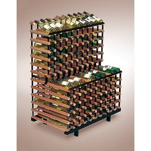 ワインラック ボルデックス ワインラック ウォールユニット 最大180本 RB180WU|abc-wine