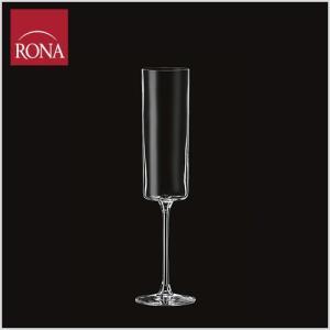ロナ モンツァ 5oz フルート×6脚セット シャンパングラス(フルート型) RONA グラス abc-wine