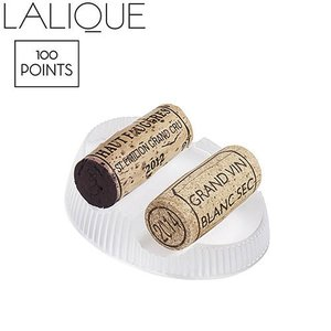 ワイングッズ ラリック 100ポイント 2コルクホルダー 10505200|abc-wine