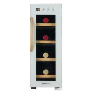 ワインセラー device STYLE コンパクトな4本用 CE-4W-W|abc-wine