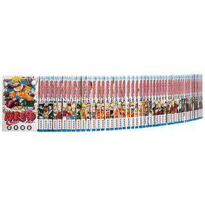 ☆NARUTO-ナルト- コミック 1-72巻セット (ジャンプコミックス) 全巻セット