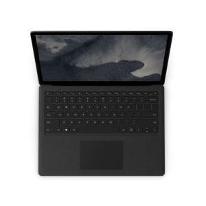 新品・Surface Laptop 2 LQN-00055 [ブラック] 防水リュック一個無料付き【送料無料(沖縄・離島を除く)・代引無料】