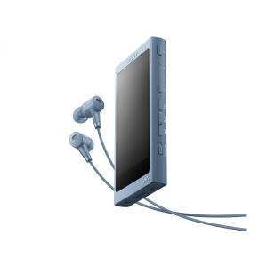 新品 NW-A45HN (L) [16GB ムーンリットブルー]【送料無料(沖縄・離島を除く)・代引無料】 |abcdenki