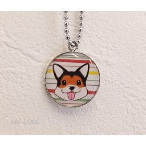 メタルチャーム・アップ(織田千代+ABC-DOGS) コーギートライ2|abcdogs