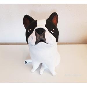 ラージサイズ(カワセミ工房) フレンチブル|abcdogs