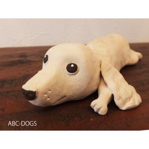 ミディアムサイズ(カワセミ工房) ダックスクリーム|abcdogs