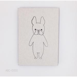 ファブリックパネル(ビアンカ) フレンチブル白 abcdogs