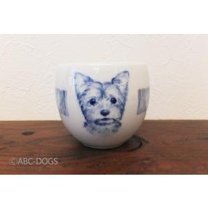 こまるカップ(ABC-DOGS-tensh) ヨークシャテリア abcdogs
