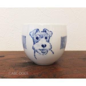こまるカップ(ABC-DOGS-tensh) ワイアーフォックステリア abcdogs