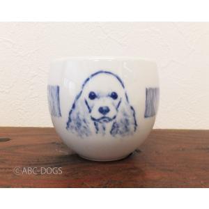 こまるカップ(ABC-DOGS-tensh) アメリカンコッカ-スパニエル abcdogs
