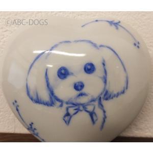 ハート小物入れM(ABC-DOGS-tensh) マルチーズ|abcdogs|02