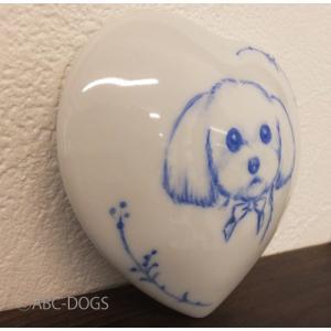 ハート小物入れM(ABC-DOGS-tensh) マルチーズ|abcdogs|03