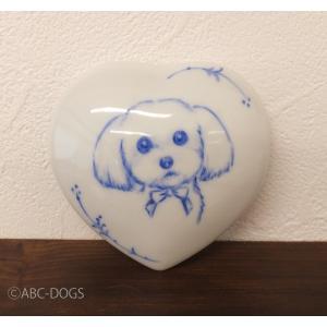 ハート小物入れM(ABC-DOGS-tensh) マルチーズ|abcdogs|04