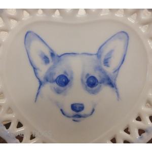 ハート小皿(ABC-DOGS-tensh) コーギー|abcdogs|02