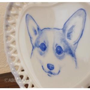 ハート小皿(ABC-DOGS-tensh) コーギー|abcdogs|03