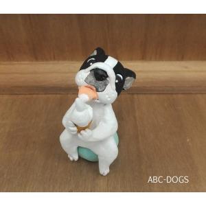 アイスクリーム(カワセミ工房) フレンチブル|abcdogs