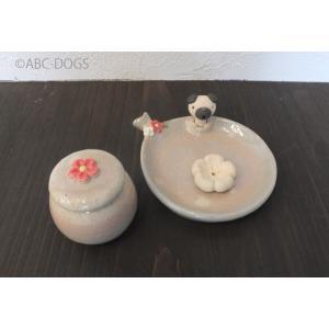 小さな祭壇セット(べるく工房) パグ|abcdogs