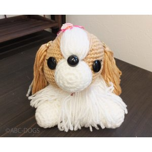 編みぐるみ人形 シーズー|abcdogs
